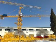 QTZ80 series hongda self raising electric tower crane