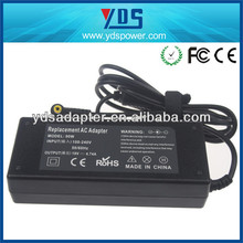 China manufacturing bluetooth video adapter 15V 6A 90W laptop with US Euro UK AUS plug