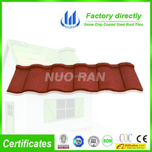 Cheap Chinese colorful steel roofing tiles