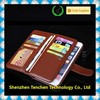 For iPhone 6 plus Fashion Leather Material Wallet Magnet Leather Flip Case
