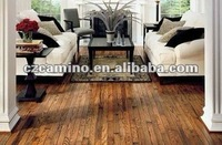 100% recyclable Natural feel engineered hardwood flooring