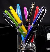 Slap Up Metal Bar Rotating Ballpoint Pen