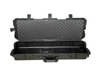 Hard plastic waterproof shockproof military gun case