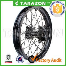 Motocross 1.6*21&2.15*18 Spoked Wheel Set For Suzuki