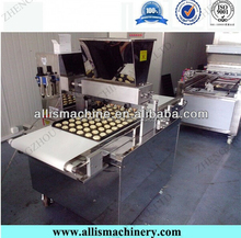 Stainless Steel Cookies production line/bakery cookie press/cookie extruder