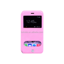 China supplier hot Flip PU leather phone case for iphone 6/plus