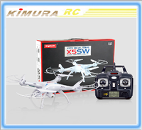 New SYMA X5SW WIFI Quadcopter with HD Camera RC Drone FPV Helicopter 2.4G 6-Axis Real Time Fashion Toy Free Shipping