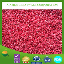 Frozen fruits, wild raspberry crumbles with best price