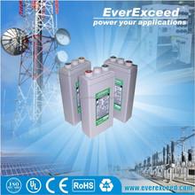 2V 600ah Modular Max Range deep cycle lead acid AGM Batteries