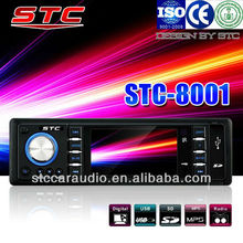 3 Inch Convert Car FM Radio To Car Mp3 Player Private Mode STC-8001