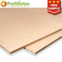 Profitimber High Density 4x8 MDF Thickness 1mm
