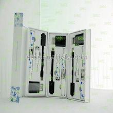 Electronic Cigarette merletto+ad+ago+collane+di+seta