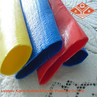 PVC Layflat Hose/pipe/Tube For Agriculture/Rubber Layflat Hose