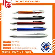 Precio competitivo venta al por mayor promocional remover Pen plástico de tinta