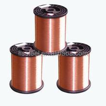 China silver plated copper wire&copper wire rod 8mm