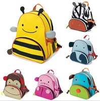 New Cute Cartoon Kids Boy Girls Backpack Animal Shoulder Bag Book School Bag