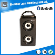 Hot sale mini bluetooth outdoor speaker bulit-in handle