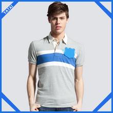 2014 fashion style fabrication grand polo shirt for men