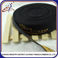 with sublimation logo polyester webbing belts