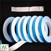 For CPU LED PPR Heat Sink microprocessor thermal conductive double sided fiber tape