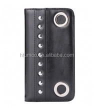 """Wholesale Book Style phone cover,PU Leather cover,mobile case for Apple iPhone 6 5.5"""""""