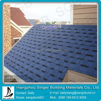 Waterproofing Asphalt Roofing Shingle Habor Blue
