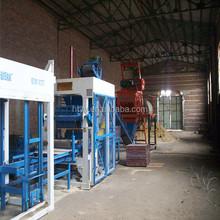 HT QT5-15 automatic china brick masonry machine