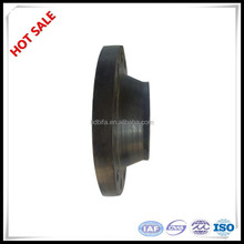 Lowest price ANSI 300lbs WN RF black oil painting flange dhl shipping rates to saudi arabia carbon steel pipe specifications