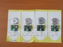 Envelope voice chip/sound module with customed sound