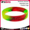 Hot sale bracelet custom silicone