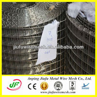 304 316 galvanized/ stainless steel 6x6 concrete reinforcing welded wire mesh panel fence in 6 gauge