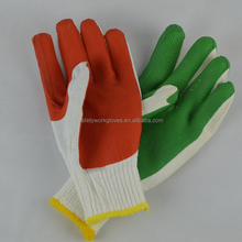Sales promotion!!!! ANY color rubber construction gloves,china factory rubber gloves
