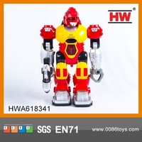 Most Popular Plastic Battery Operated Robot Toys for Kids