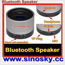 mini wireless bluetooth mp4 speakers bluetooth fm speaker LEEMAN