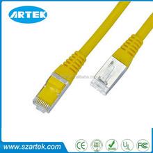 China manufacturer providing 0.5m/1m/3m/5m/10m patch cord network cable cat5e cat6