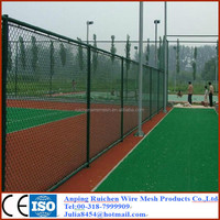 china supplier Hot sale professional chain link wire mesh for stadium fence