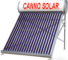 new products 200 L Compact nonpressure solar water heater solar panel mounting