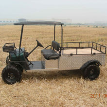 2015 Electric 4x4 farm vehicle 48V