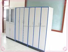 2 doors steel laboratory vessel cabinet/metal cabinet/lab furniture