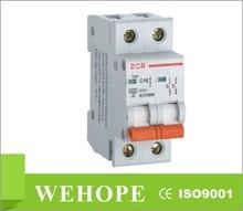 ZYC10-63 miniature circuit breaker,b c d curve circuit breaker,electrical equipment