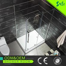 2015 shower room design flexible shower enclosure with low price