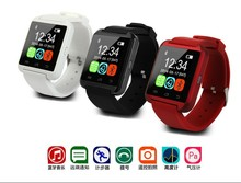 New U8 smart watch Phone with Camera SIM Card Call SMS Smart wear Anti-lost Watch for Men Women