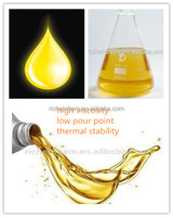 Trimellitate(TMT) for high temperature chain oil, grease; synthetic base oil lubricants