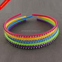 Cheap Fluorescence Color Kids Hairband Hair Accessories