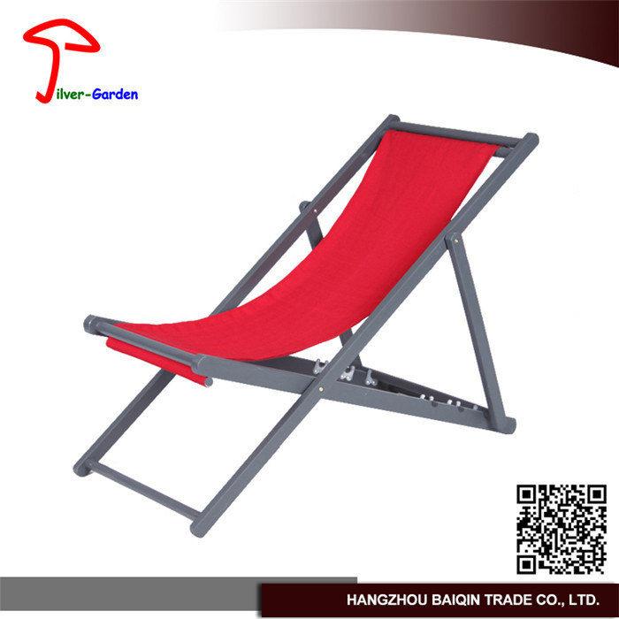 Bq High Quality Hot Sale Foldable Wooden Beach Chair For