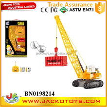 1:50 scale 4channel caterpillar truck rc crane truck for sale