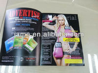 2015 clear porn magazine printing factory