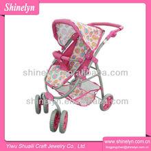 Fábrica de cochecitos para muñeca venta al por mayor JH2595-34 juego de casita preescolar juguetes para niños xplory
