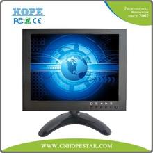 "small protable 7 inch 7"" lcd led monitor with av input with BNC AV VGA"