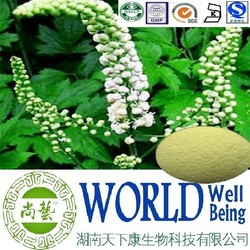 2015 Hot sales Black Cohosh extract/Triterpenes 2%-15%/Anti-cancer Free sample